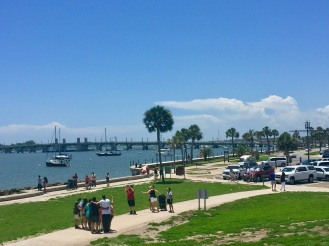 sailboats on the Matanzas Bay